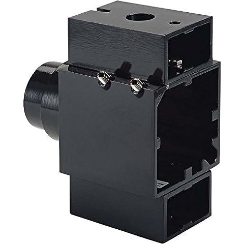 Philips telescopeadvanced collarines para la lámpara de PLS 9TR480 AU-Z RAL9007 2-compartimiento mecánico para luces 4030732144877