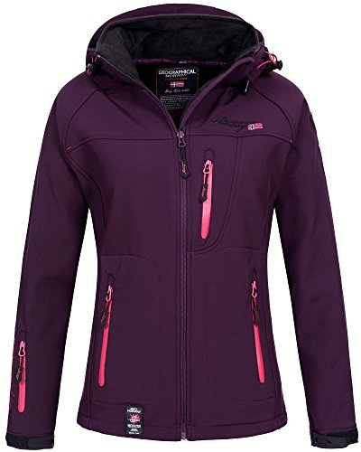 The North Face Nimble Veste softshell à capuche Pour femme Violet - Violet
