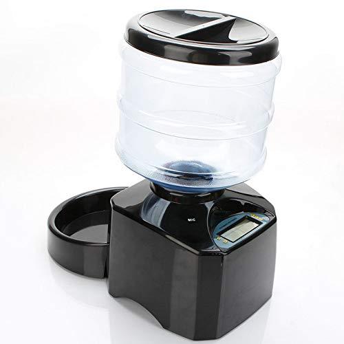 KYYR Große kapazität Aufnahme LCD Digitale automatische pet Feeder zeitgesteuerte trockenfutter Auto Dispenser Bowl für Hund cat -