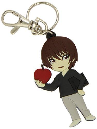 Great Eastern-keygee062-Death Note-Tür Schlüssel-Light SD PVC (Death Note-ring)