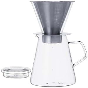 kinto carat coffee dripper pot k che haushalt. Black Bedroom Furniture Sets. Home Design Ideas