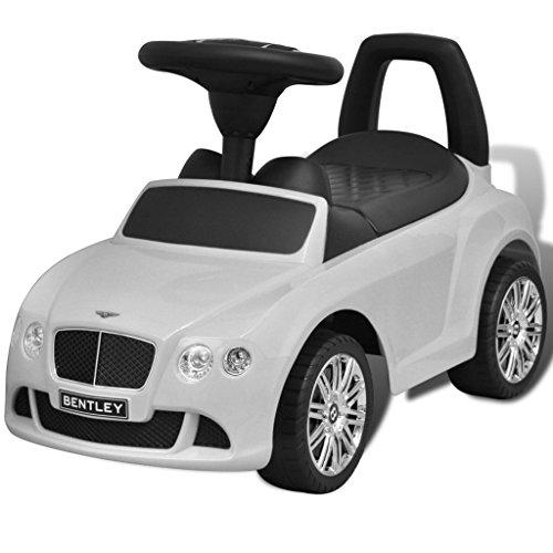 vidaxl-bentley-rutsch-kinderauto-weiss