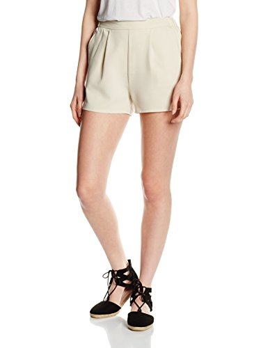 Only 15115367, Shorts Donna, Avorio (Pumice Stone), 44