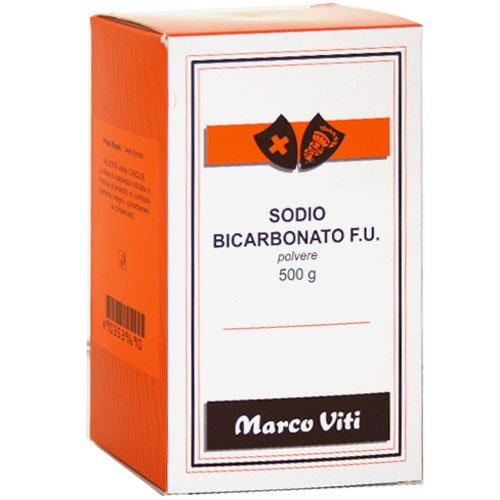 bicarbonato 500g