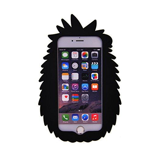 COOLKE 3D Fashion Klassische Karikatur weiche Silikon Shell Schutzhülle Hülle case cover für Apple iPhone 7 (4.7 inches) - 004 004