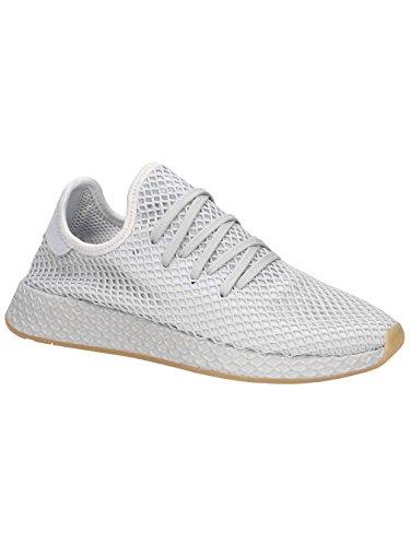 Adidas Deerupt Runner Herren Sneaker  - Grau - 47 1/3 EU Low Heel Stretch-heels