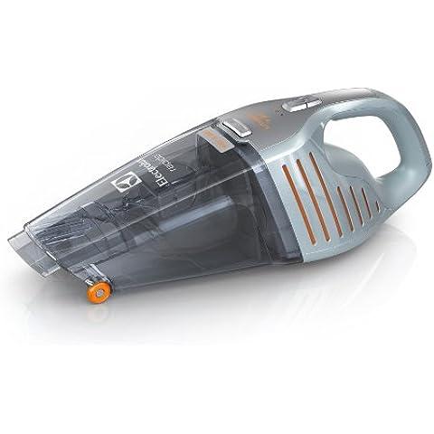 Electrolux Rápido - Aspirador de mano con batería de litio de 7,2 V, función líquidos y