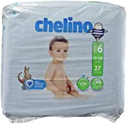 Chelino Fashion & Love, Talla 6, 27 pañ