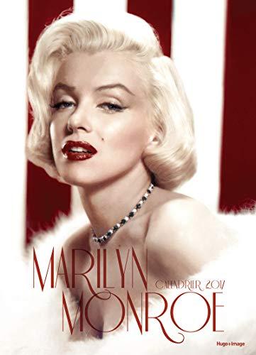 Calendrier mural Marilyn Monroe 2017