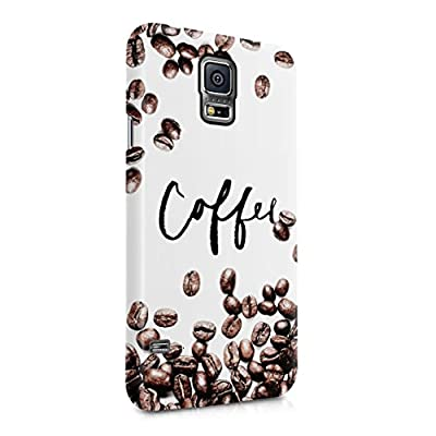But First Coffee City Hard Thin Plastic Phone Case Cover For Samsung Galaxy S5 from Cover Universe