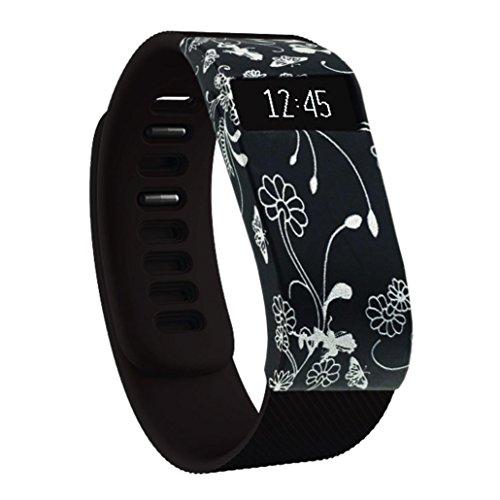 Preisvergleich Produktbild Sansee Fallbandabdeckung für Fitbit Charge / Charge HR (Fitbit HR-0014,  H)