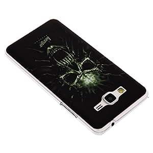 Beeyo - Coque Skull Vampire anti-choc Samsung Galaxy Grand Prime