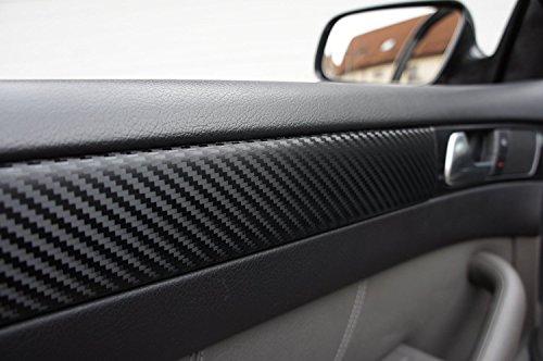 BMW 1er Original 3d Carbon Modanature Set, 15pezzi set fogli in fibra di carbonio 3d nero schermo, per l' interno del veicolo. BMW SERIE  F20dal