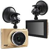 Driving Recorder 1080P HD 170 Degree Wide-angle Dual Lens Mini Stealth Monitoring Novatek Black Box