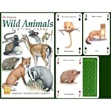 Heritage Playing Cards - Wild Animals Playing Cards