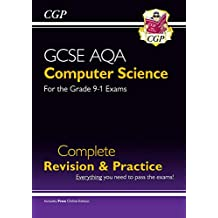 New GCSE Computer Science AQA Complete Revision & Practice - Grade 9-1 (with Online Edition) (CGP GCSE Computer Science 9-1 Revision)