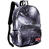 Domire New hot sale Galaxy backpack unisex school bag travel bag style 3