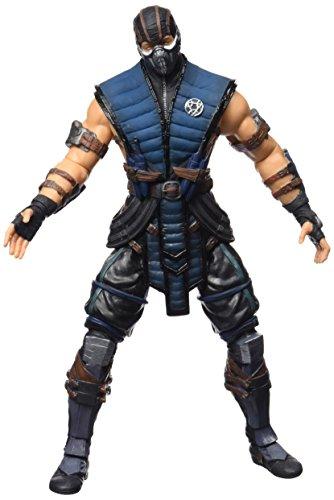 Figura Mortal Kombat X Sub Zero 30 Cm