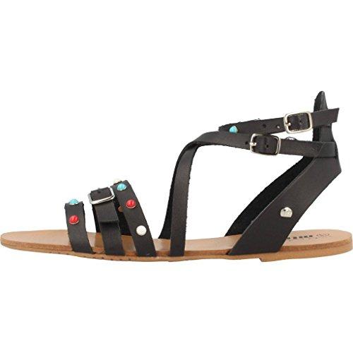 Sandali e infradito per le donne, colore Nero , marca MUSTANG, modello Sandali E Infradito Per Le Donne MUSTANG 93096M Nero Nero