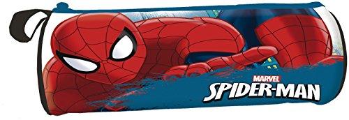Spiderman – Estuche portatodo, 21 x 7 x 7 cm (Arditex SM11414)