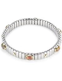 Nomination 042107/008Women Bracelet Small Opal Red