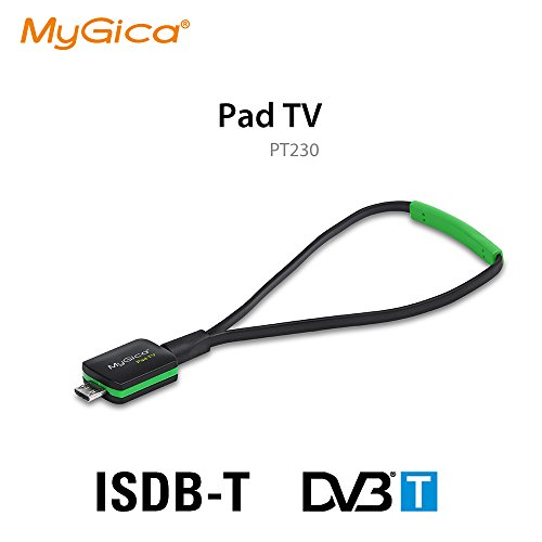 Geniatech Mygica® PT230 Pad TV Tuner – Ricevitore per TV TDT