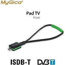 Geniatech MyGica® Sintonizador TDT DVB-T Micro USB - mibileTuners TNT PT230 - Receptor TDT DVB-T2 y DVB-T para Tabletas y Smartphones - Funciona mediante USB / Android 4.1 / Grabador PVR