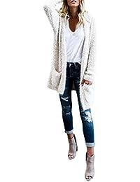 Damen Streetwear Mantel,TUDUZ Frauen Hoodie Langarm Cardigan Pullover  Oberbekleidung Mit Tasche… EUR 12,38 · Pepe Jeans Damen Jacke Jacky Ragged 8a4a34aaa9
