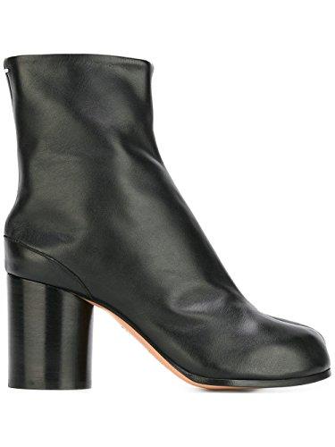 maison-margiela-mujer-s58wu0126sy0436900-negro-cuero-botines