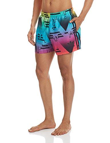 Adidas Short de bain soccurf Multicolore - Multicolore
