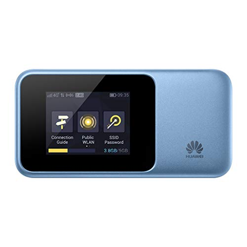 Huawei E5788U-96A - Router (Edge,GPRS,gsm, DC-HSPA+,HSPA,HSPA+,UMTS, LTE, 802.11a/b/g/n/AC, 152 g, 129 x...