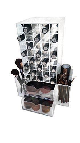 oi-labelstm-clear-white-rotating-acrylic-lipstick-make-up-cosmetic-jewellery-nail-polish-organiser-d
