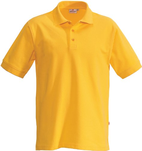 Hakro Poloshirt Top #800 Gelb