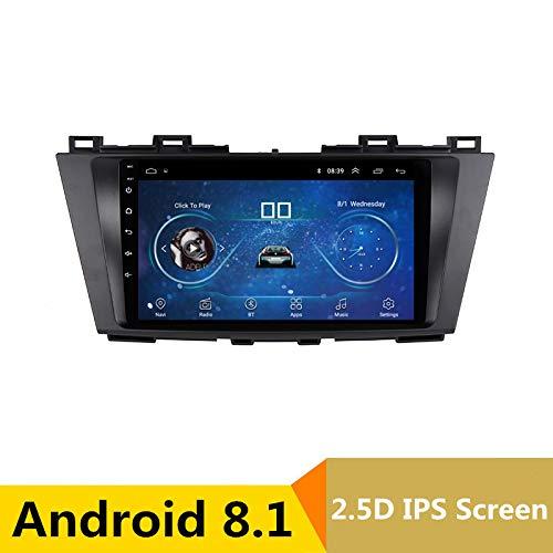 22,9 cm 2.5D IPS Android 8.1 Auto DVD Multimedia Player GPS für Mazda 5 2009 2010 2011 2012 2013 Audio Autoradio Stereo Navigation