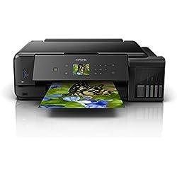 Epson EcoTank ET-7750 - Impresora, color negro + Cartucho Photo ...