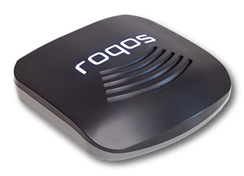 Price comparison product image Roqos Core -Coal- Next Generation,  Intrusion Prevention,  Parental Controls,  Firewall Wifi Vpn Router - Protect Your Kids,  Devices From Malware,  Hackers,  Bad Sites - Replace Your Router Or Plug Into It