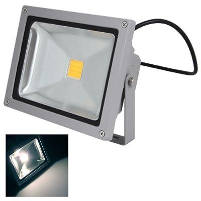 CroLED® 20W IP65 wasserdicht Außenstrhler LED Fluter Flutlicht Scheinwerfer Strahler Warmweiß Garten Lampe von wint123de - Lampenhans.de