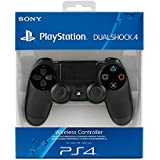 Sony - Mando Dual Shock 4, Color Negro (PlayStation 4)