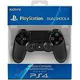 Sony - Mando Dual Shock 4, Color Negro (PlayStation 4)