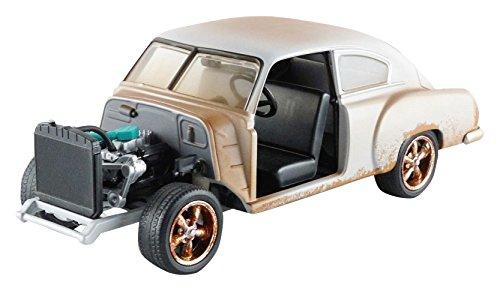 Jada Toys-98294W-Chevrolet Fleetline-Dom-Fast and Furious 8-(Escala 1/24-Color Blanco