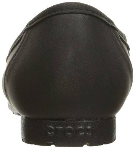 Crocs Marin ColorLite, Ballerines Femme Noir (Black/Black)