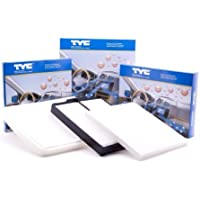 TYC Cabin Air Filter for INFINITI FX35 (2003-2008), G35 Sedan (2003-2006), G35 Coupe (2003-2007); NISSAN Altima (2002-2006), Maxima (2004-2008), Murano (2003-2007), Sentra (2000-2006) A8002P by