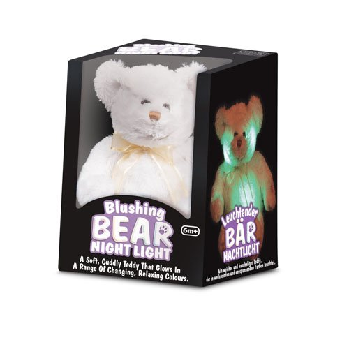 Preisvergleich Produktbild Tobar Leuchtender Teddybär