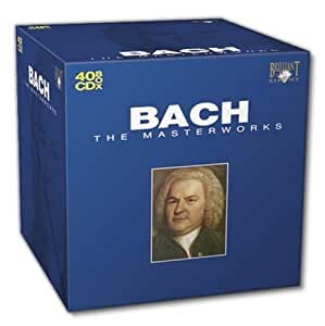 Bach: the Masterworks