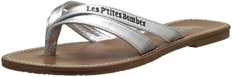 Les P'tites Bombes Damen Kalinda Zehentrenner 2018 Letztes Modell  Mode Schuhe Billig Online-Verkauf