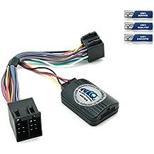 Adaptador para mando a distancia en el volante Opel Astra/Agila/Corsa/Meriva/Omega/VIVARO/Zafira (Modelos hasta 2004para radios Pioneer