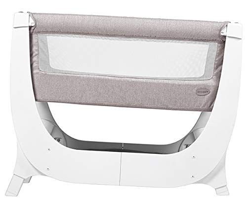 Shnuggle Air Cot Conversion Kit Shnuggle Extends the life of the Shnuggle Air Bedside Crib from 6 months up to 2 years* Large, dual-view mesh sides promote breathability and allow you to see your little one more easily. Uniquely designed Air-Flow Mattress (sold separately), with a hypo-allergenic fibre core providing 50% more breathability than a standard foam mattress** 10