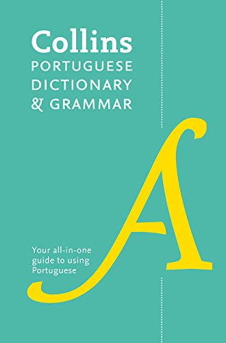 Collins Portuguese Dictionary and Grammar: Two books in one