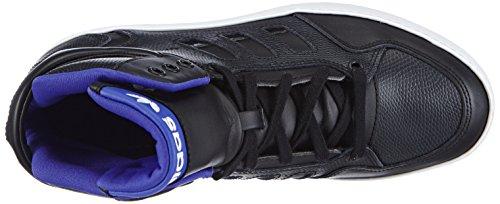 adidas - Bankshot 2.0, Sneaker alte Donna Nero