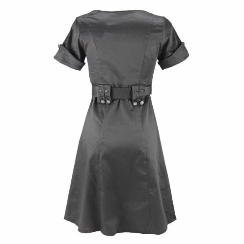 Jawbreaker - Robe -  Femme Noir - Noir